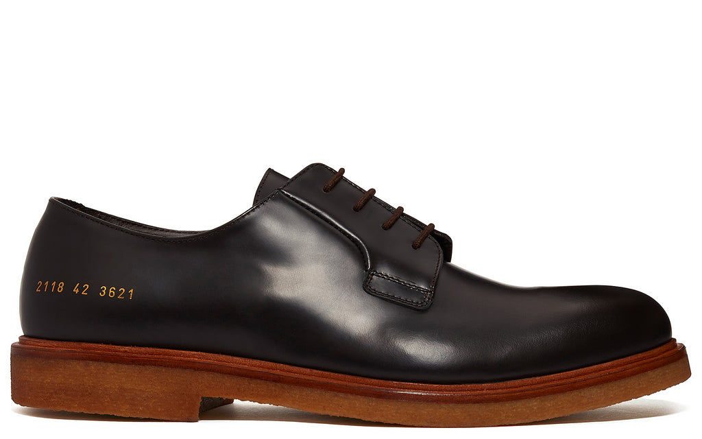 Derby Shine in Brown