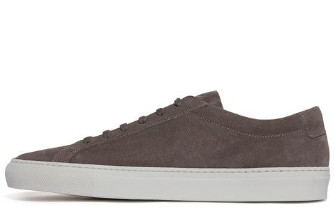 Original Achilles Low Suede in Dark Grey