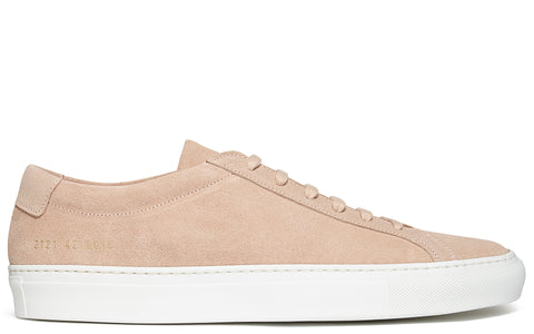 Original Achilles Low Suede in Blush