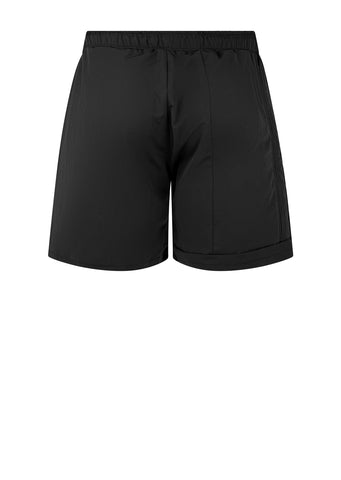 Packable Off-Grid Shorts in Black