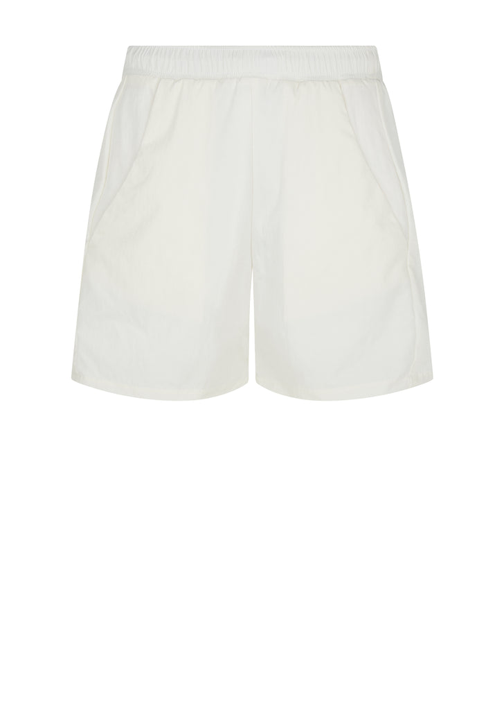 Packable Off-Grid Shorts in White