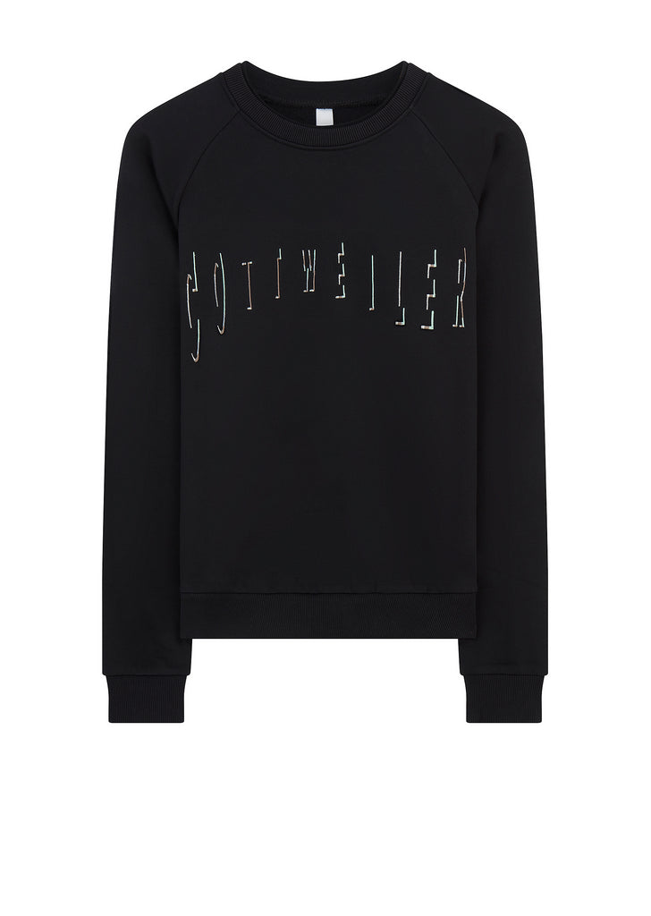 Signature Logo 2.0 Sweatshirt in Black