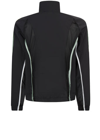 Signature 2.0 Track Jacket in Black
