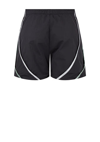 Signature 2.0 Track Shorts in Black