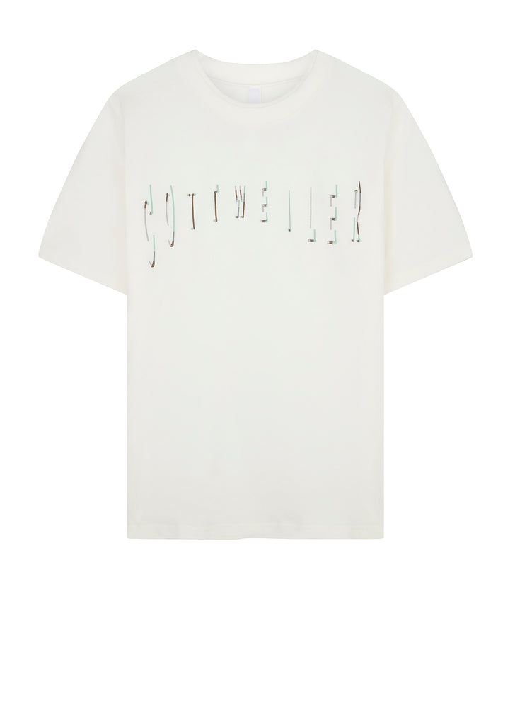 Logo 2.0 T-Shirt in White