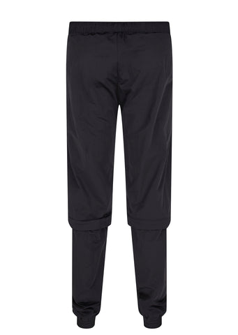 Off-Grid Track Pant in Black