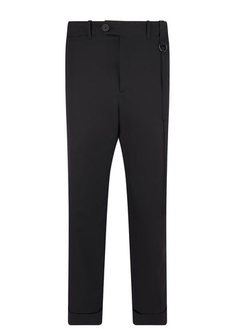 Uniform Trousers in Black