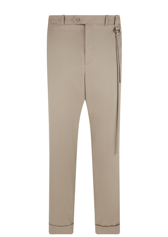 Uniform Trousers in Grey