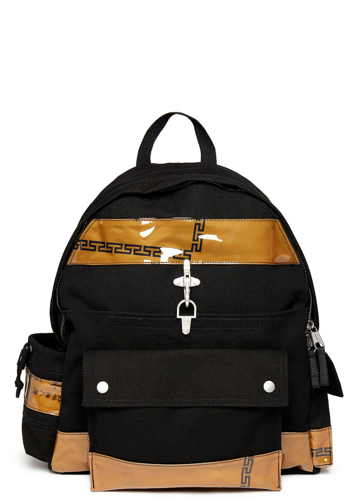 Raf Simons Functional Backpack in Black