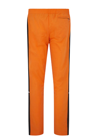 CTNMB Style Loose Track Pants in Orange