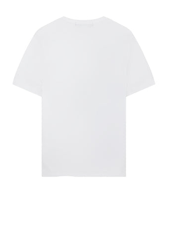 Alan Kitching Print Short Sleeve T-Shirt in White