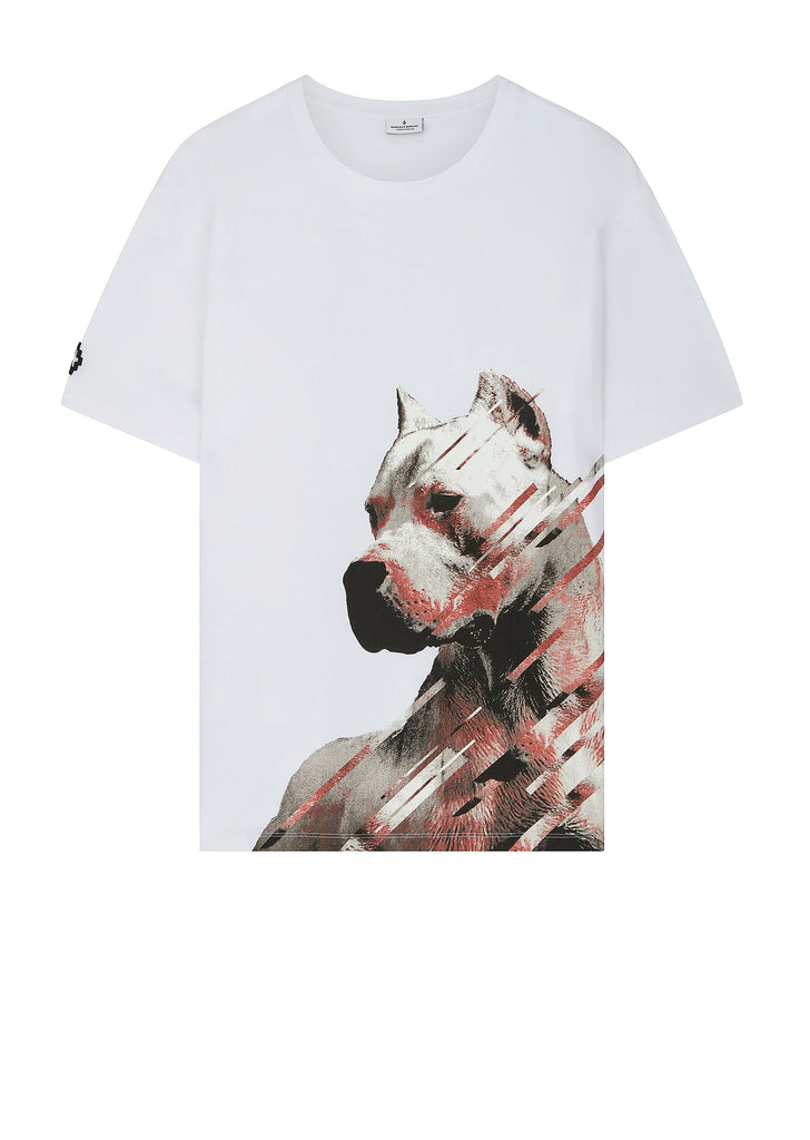 Dog T-Shirt in White