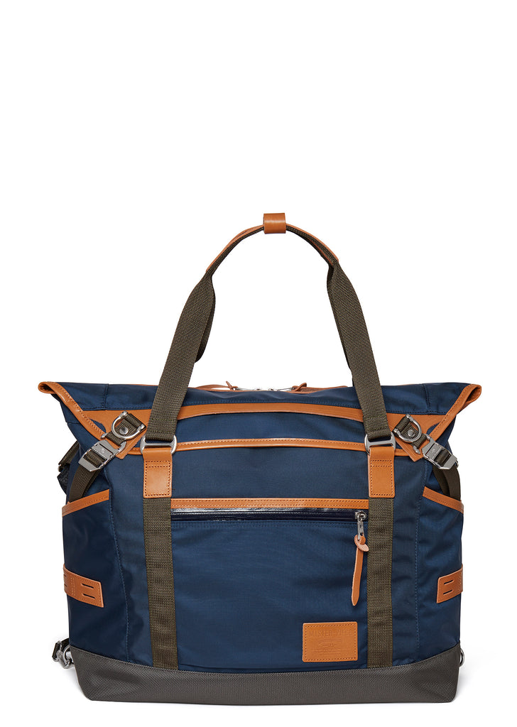 Potential ver.2 Tote Bag in Navy Blue