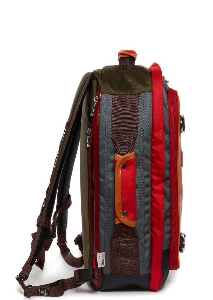 Potential ver.2 Backpack in Red