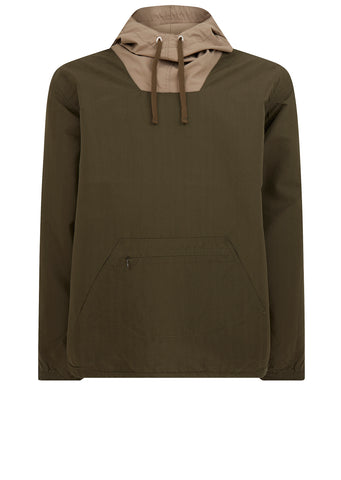 Coach Anorak in Khaki