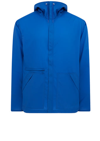 Packable Jacket in Blue