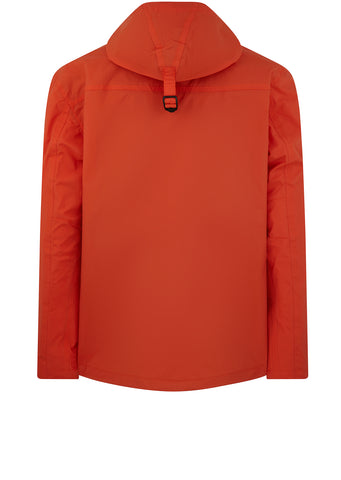 Rainforest Jacket in Orange