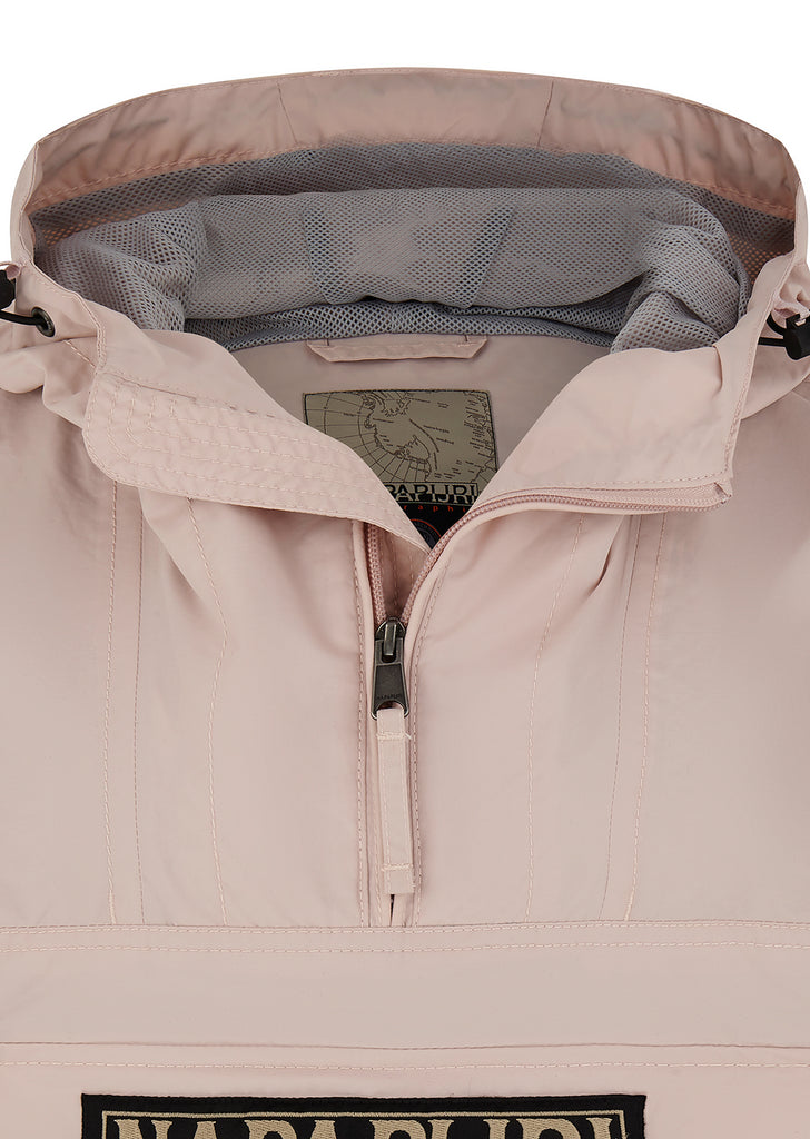 Rainforest Jacket in Pink