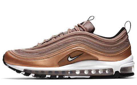 SS18 Air Max 97 in Dust/White/Bronze (921826-200)