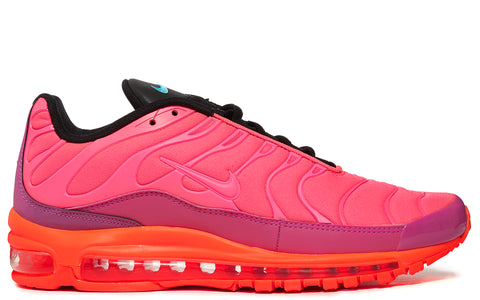 SS18 Air Max 97 Plus in Racer Pink/Hyper Magenta/Total Crimson (AH8144-600)