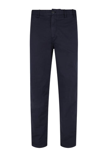 Aros Light Twill Chino in Navy