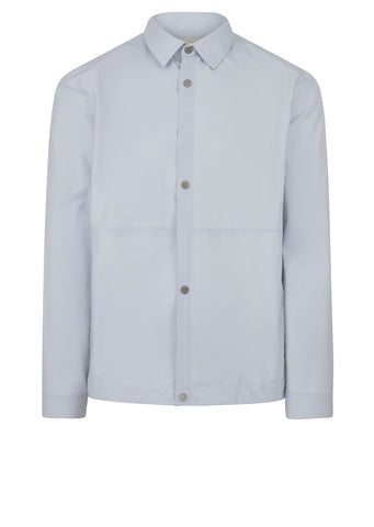 Svend Crisp Coach Jacket in White
