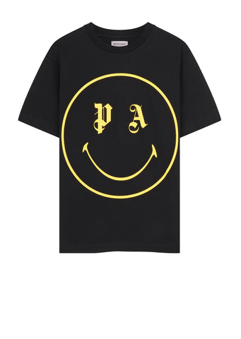 Smiling T-Shirt in Black