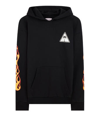 Adios Heaven Hoody in Black