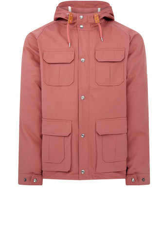 Vassan Jacket in Nostalgia Rose