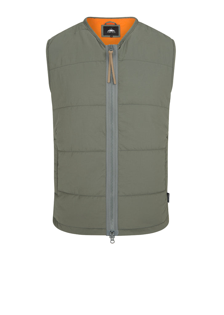 Pulse Vest in Grey