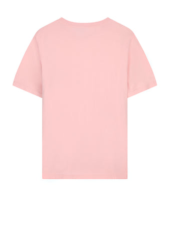 Lewis Short Sleeve Pocket T-Shirt in Orchid Pink