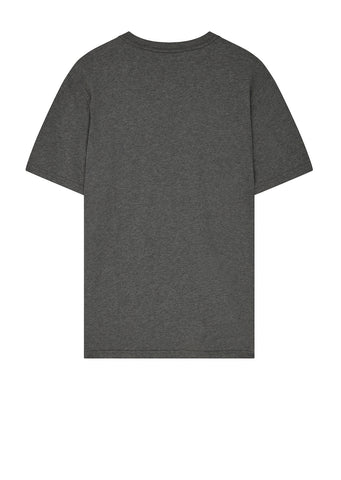 Angelo T-Shirt in Charcoal Grey