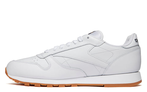 Classic Leather in White
