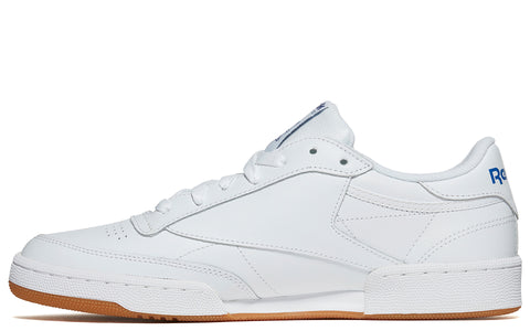 SS18 Club C 85 in White/Royal
