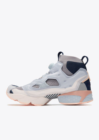 Instapump Fury Ultraknit in Power/Cloud Grey