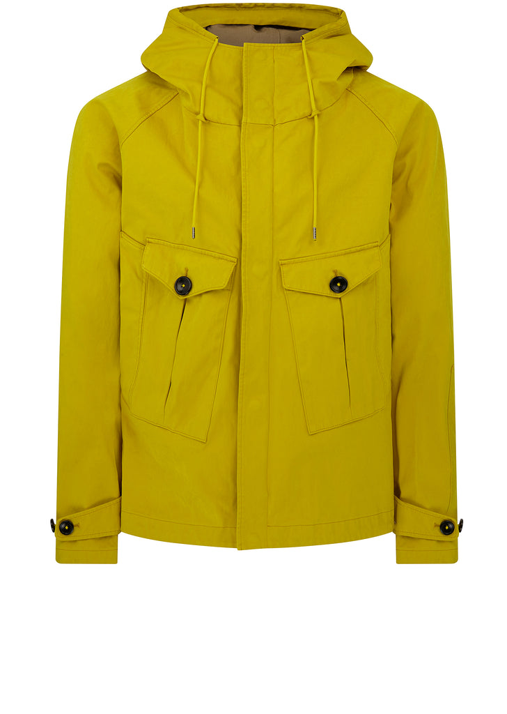 Tempest Anorak in Yellow