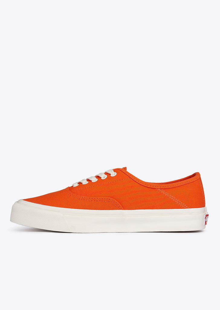 UA OG Style 43 LX In Canvas Red Orange/Marshmallow