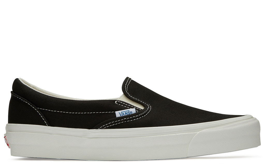 UA Classic Slip-On LX in Black