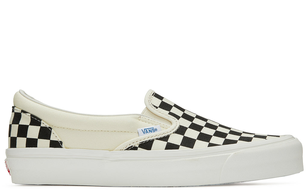 SS18 UA Classic Slip-On LX in Checkerboard