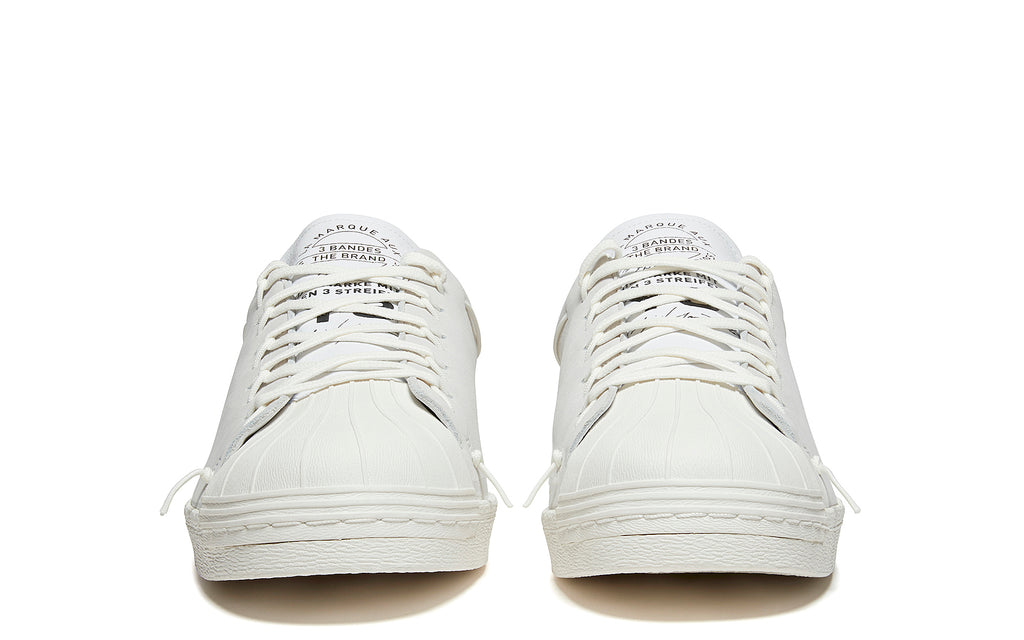 Super Knot Sneaker in Off White