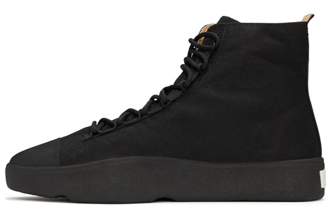 Bashyo Hi-Top in Black