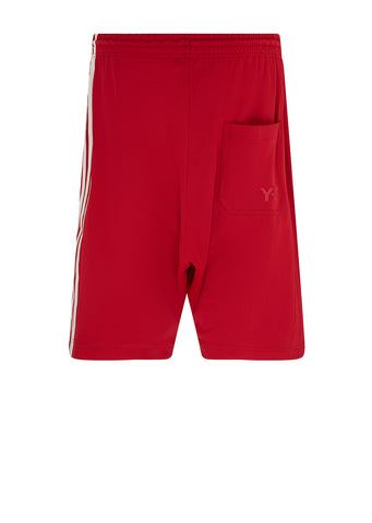 3-Stripes Shorts in Red