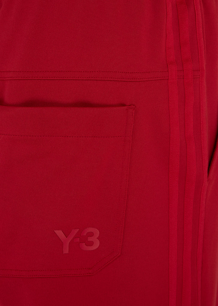 SS18 3-Stripe Track Pants in Red