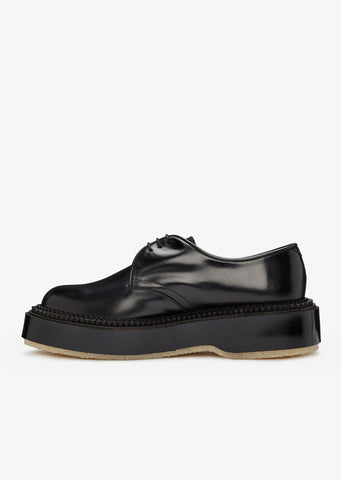 Type 54C Special Derby Shoe in Black