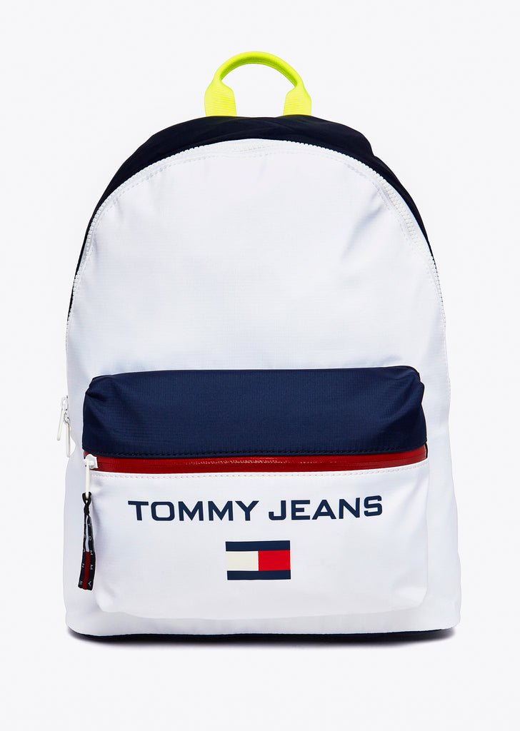 90s Sailing Corporate Backpack in White