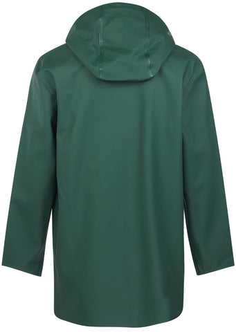 Stockholm Raincoat in Amazon Green