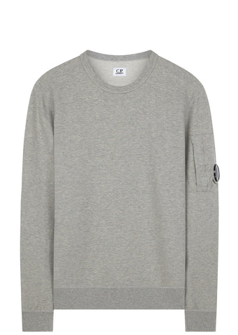 SS17 Goggle Sleeve Sweatshirt in Grey