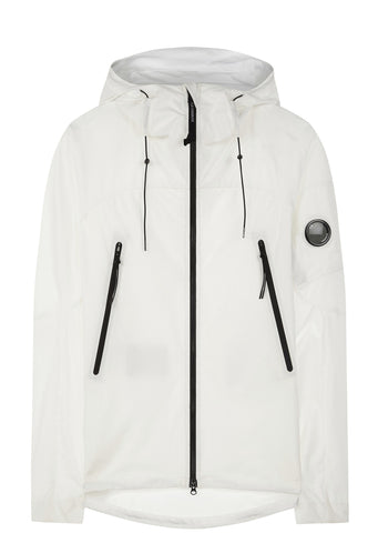 SS17 Pro-Tek Shell Jacket in White