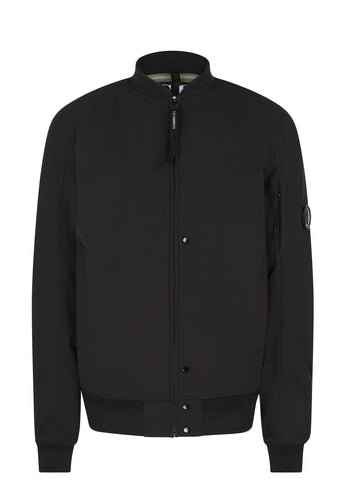 SS17 CP Shell Bomber Jacket in Black