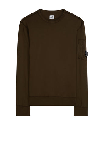 AW17 Crewneck Lens Sweatshirt in Green